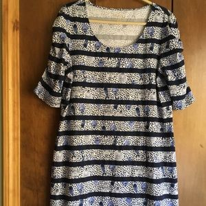 Lilly Dress Lajolla